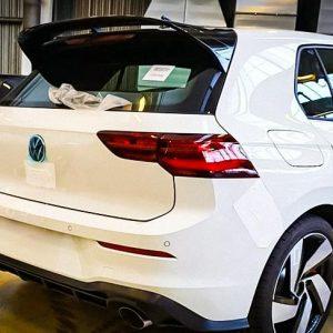 Volkswagen Golf GTI без камуфляжа