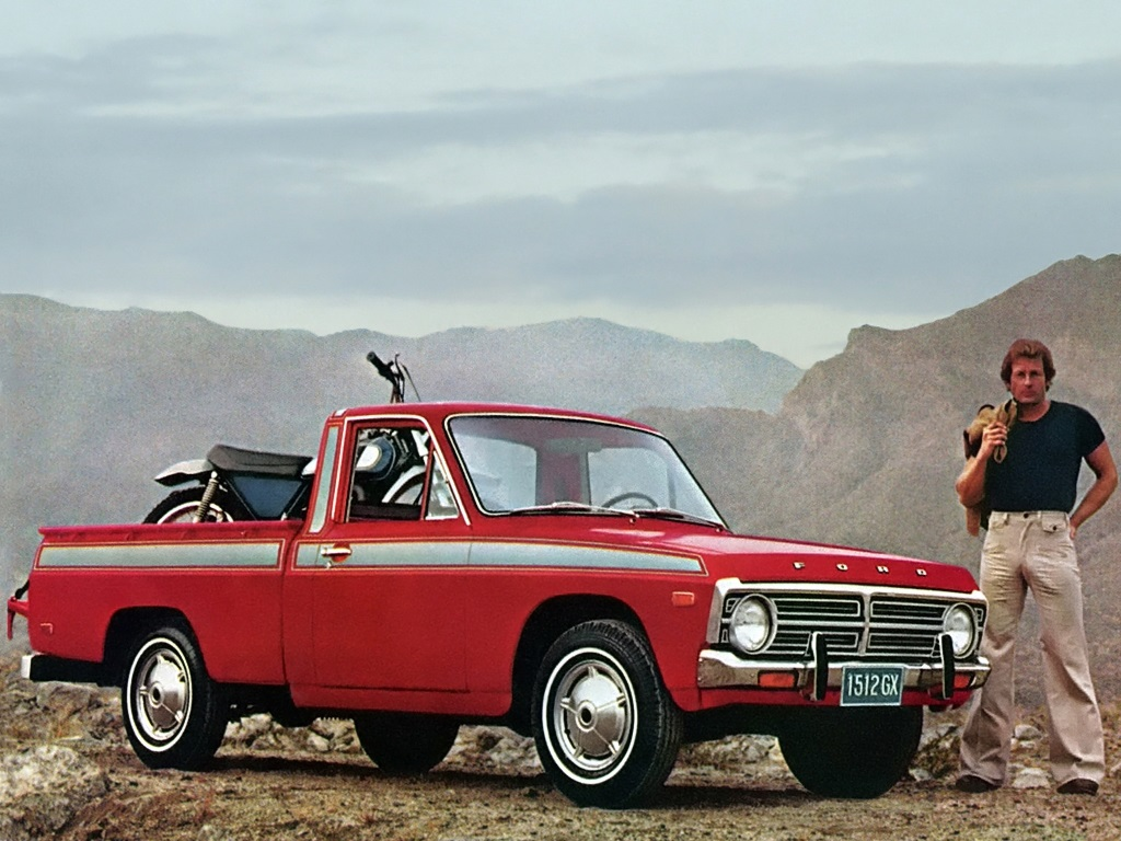 Ford Courier 1976