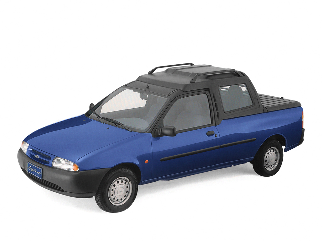 Ford Courier 1996-2000