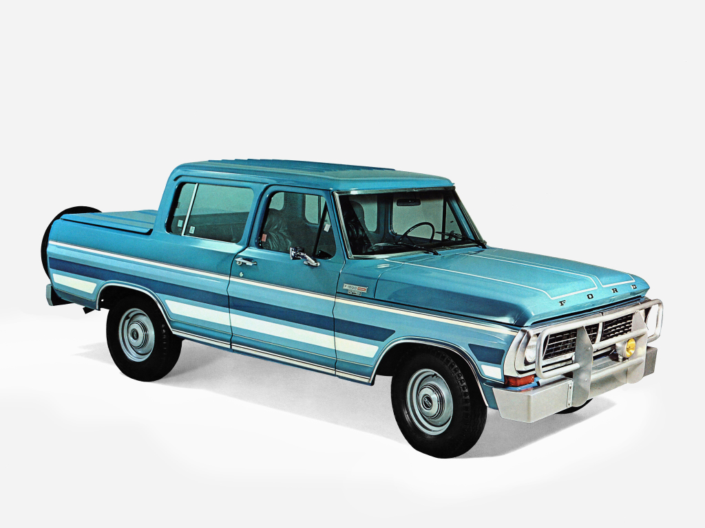 Ford F-1000 1979-86