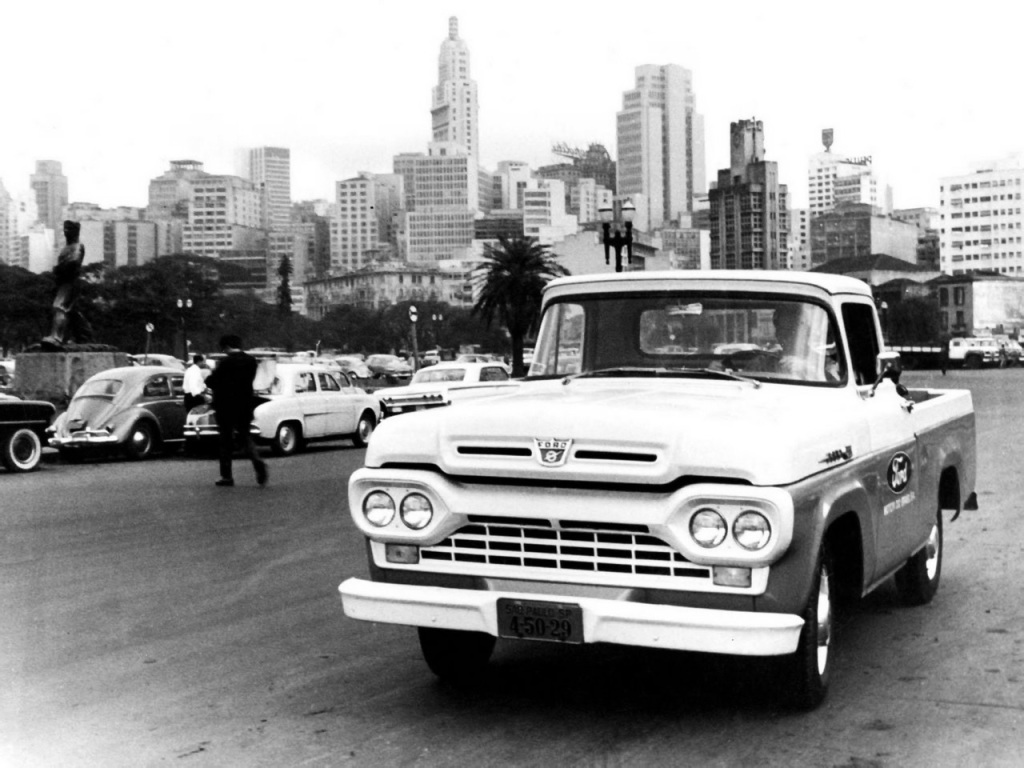 Ford F-100 1962-64