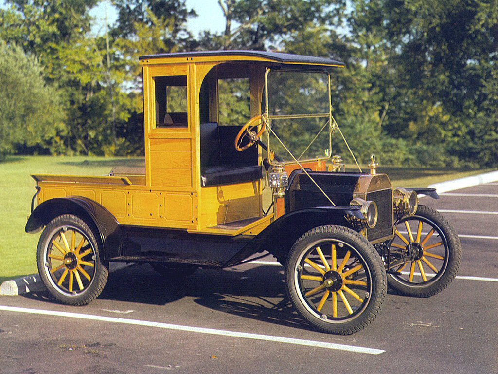 Ford Model T Woody Pickup 1913