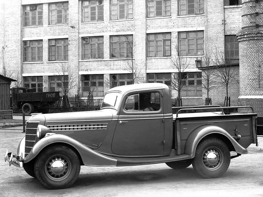 ГАЗ-11-415 1940