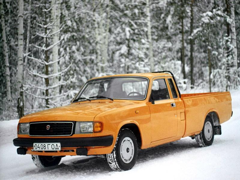 ГАЗ-2304 1993-94
