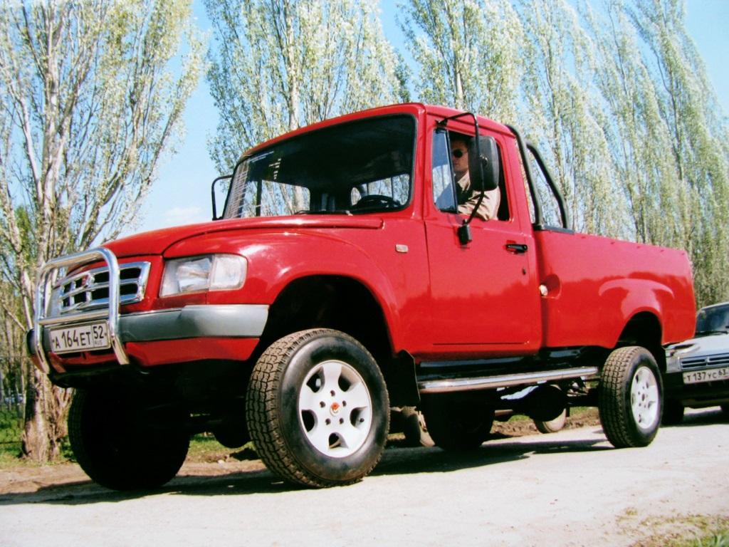 """ГАЗ-2308 """"Атаман"""" 1996"""