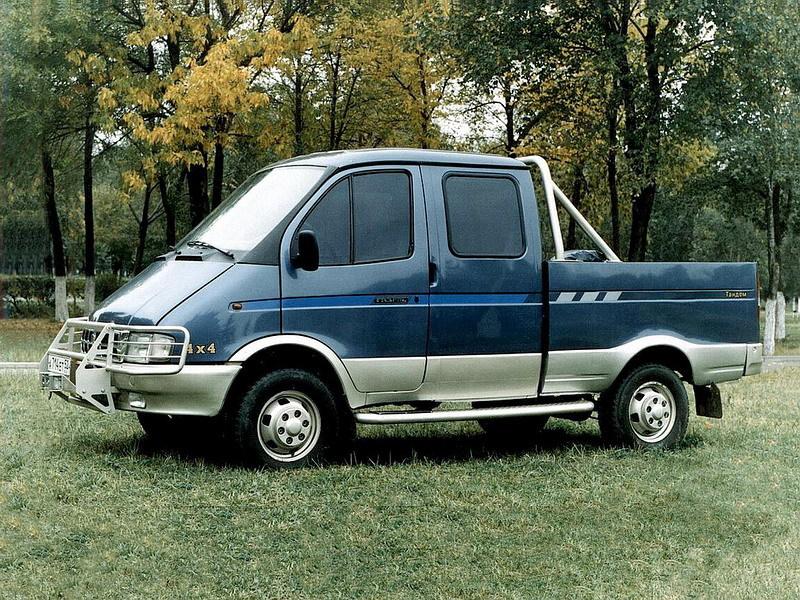 """ГАЗ-330279 """"Тандем"""" 1996"""