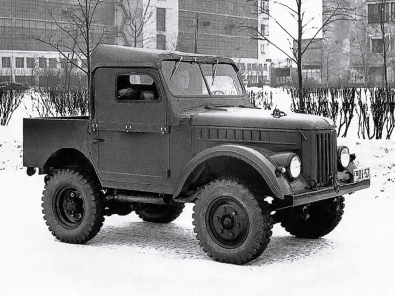 ГАЗ-50 1958