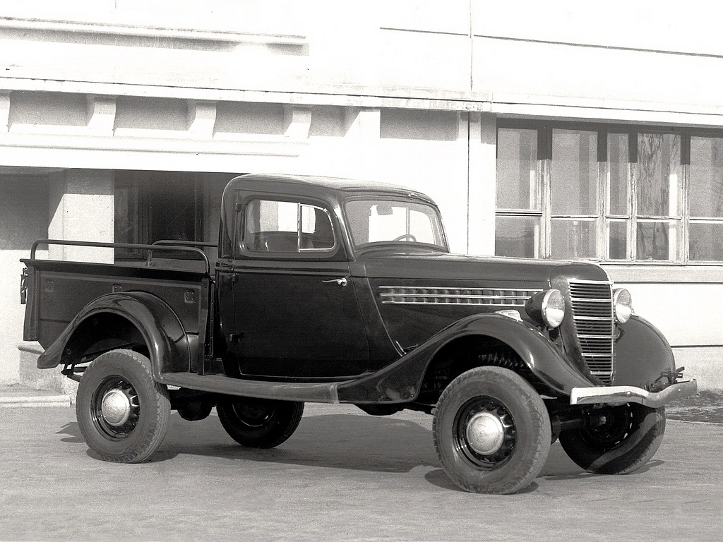 ГАЗ-61-415 1940
