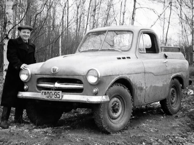 ГАЗ-М73 1955