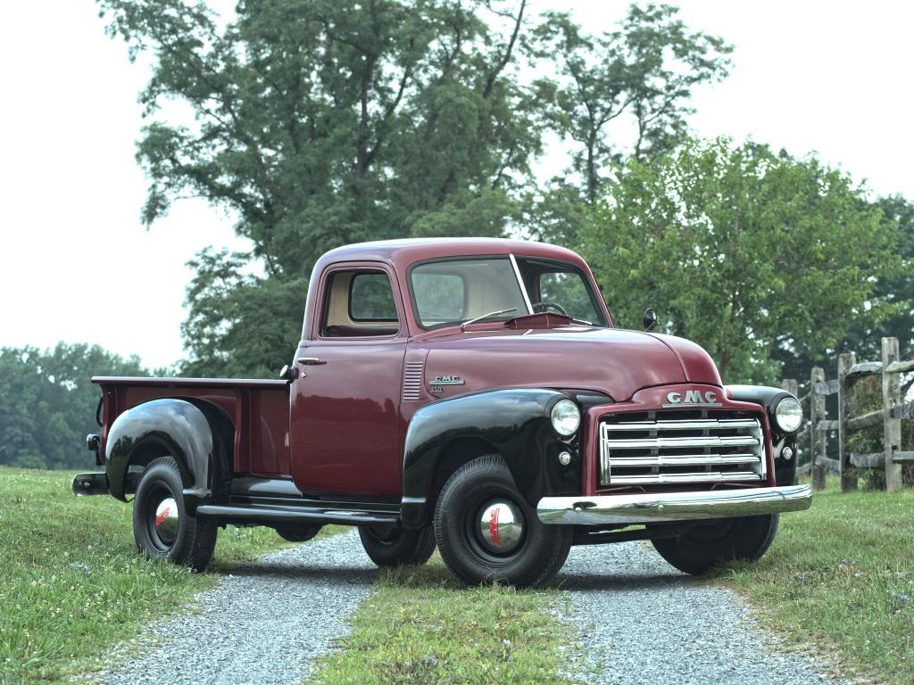 GMC 150 3.4-ton Pickup Truck 1949