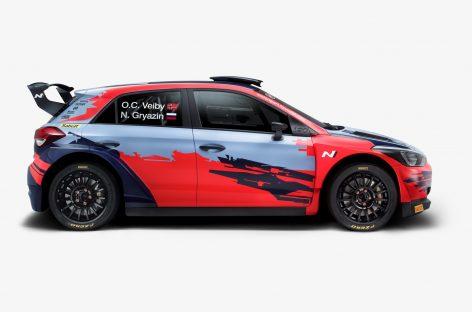 Hyundai Motorsport выступит в классе WRC-2 Чемпионата Мира по ралли