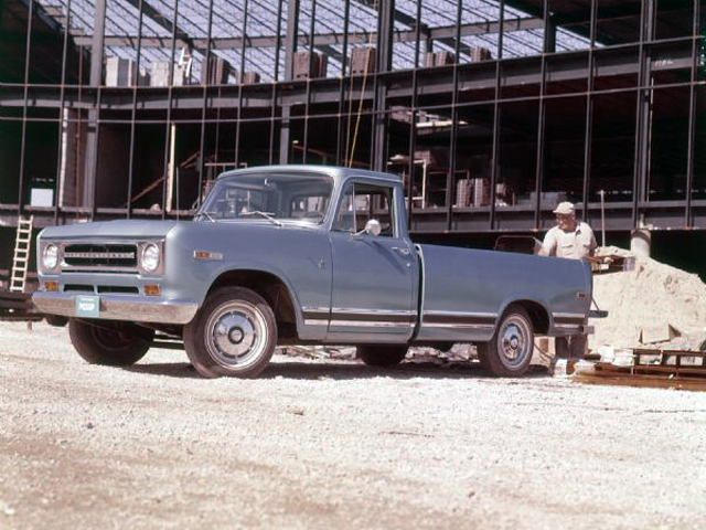 International Pickup 1970
