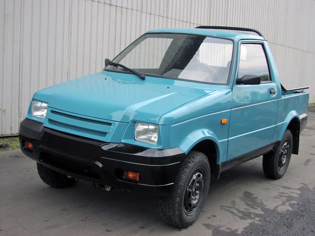 ЛуАЗ-1301 Опытный 2002