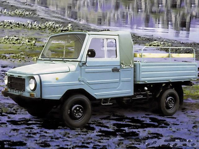 ЛуАЗ-13021 1991-01