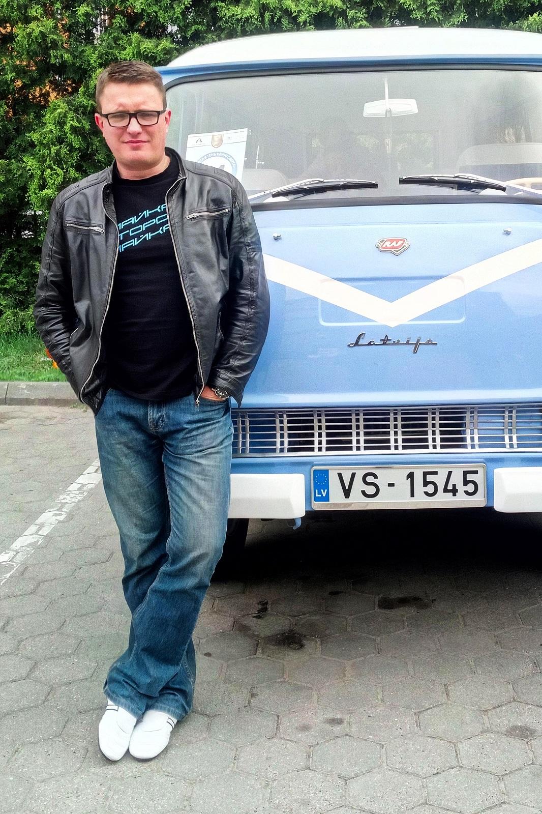 Михаил Николаев (Mike Motorov)