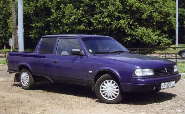Москвич-233521 2000-01