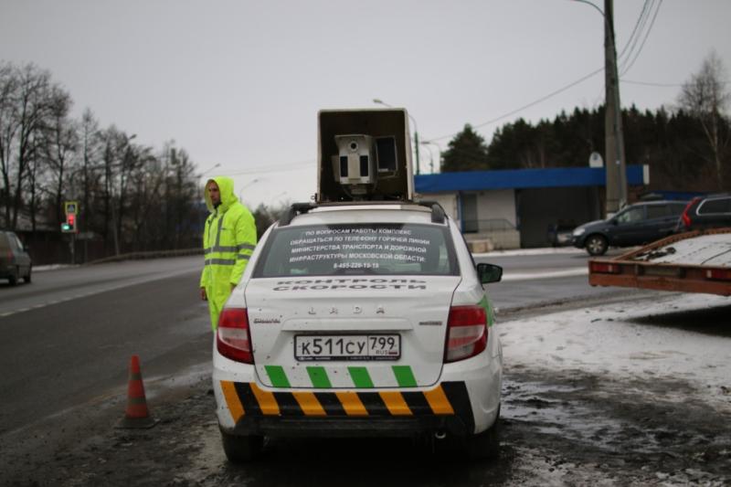 На смену треногам приходят новые дорожные камеры