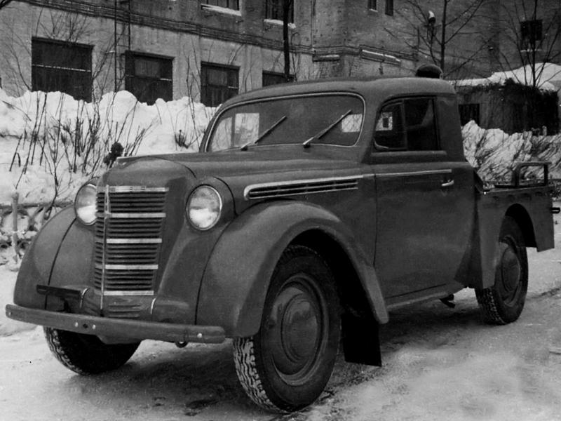 "Москвич-400-420 ""Пикап"" 1947"