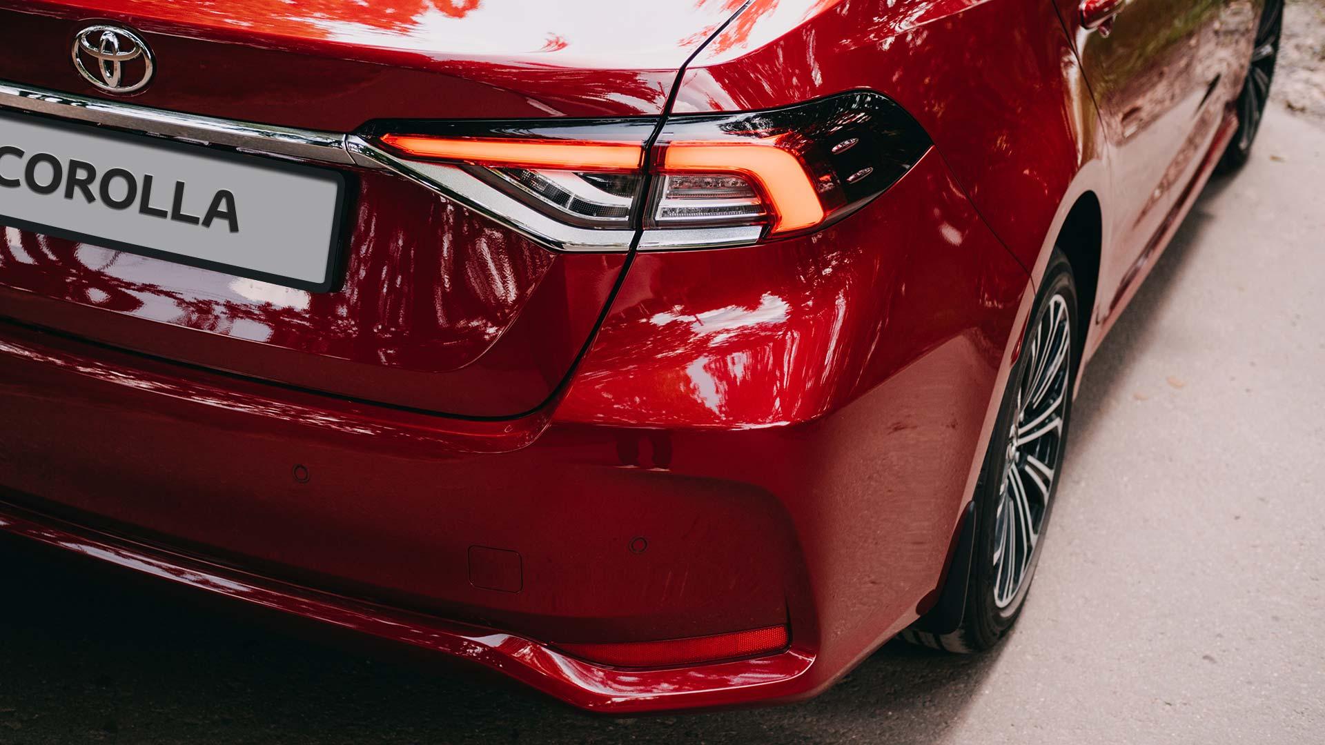 Открыт прием заказов на Toyota Corolla 2020 модельного года