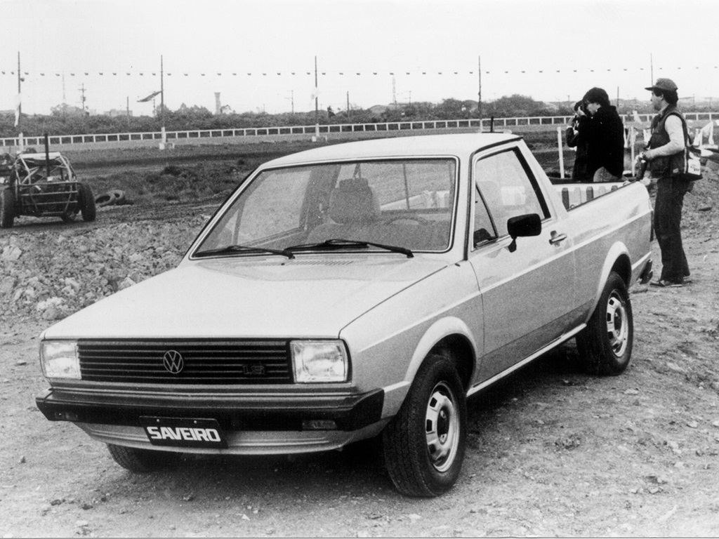 Volkswagen Saveiro 1983-87