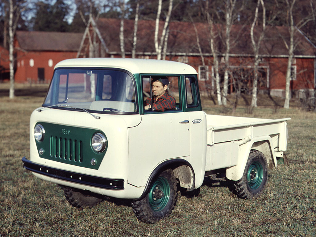 Willys Jeep FC-150 1957-65