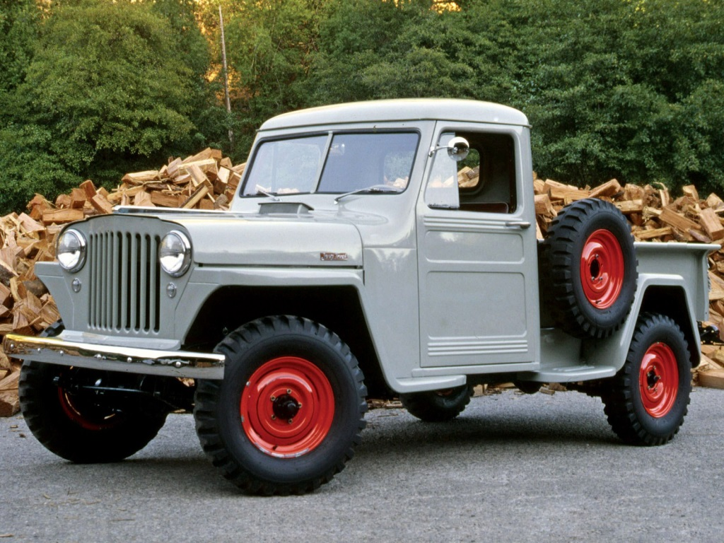 Willys Jeep Truck 1947-65