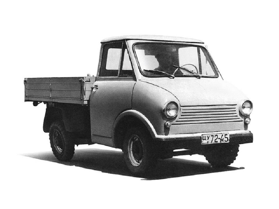 ЗАЗ-970В 1962