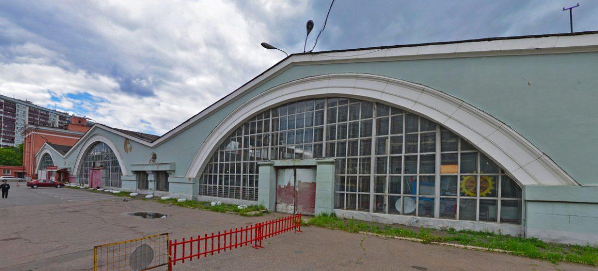 Московские конструктивистские гаражи собираются снести