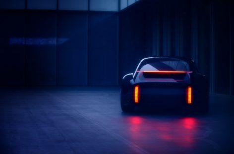 Hyundai Motor представит новый концепт EV Prophecy на Международном автосалоне в Женеве
