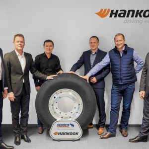 Hankook и Schmitz Cargobull продлевают свой стратегический альянс