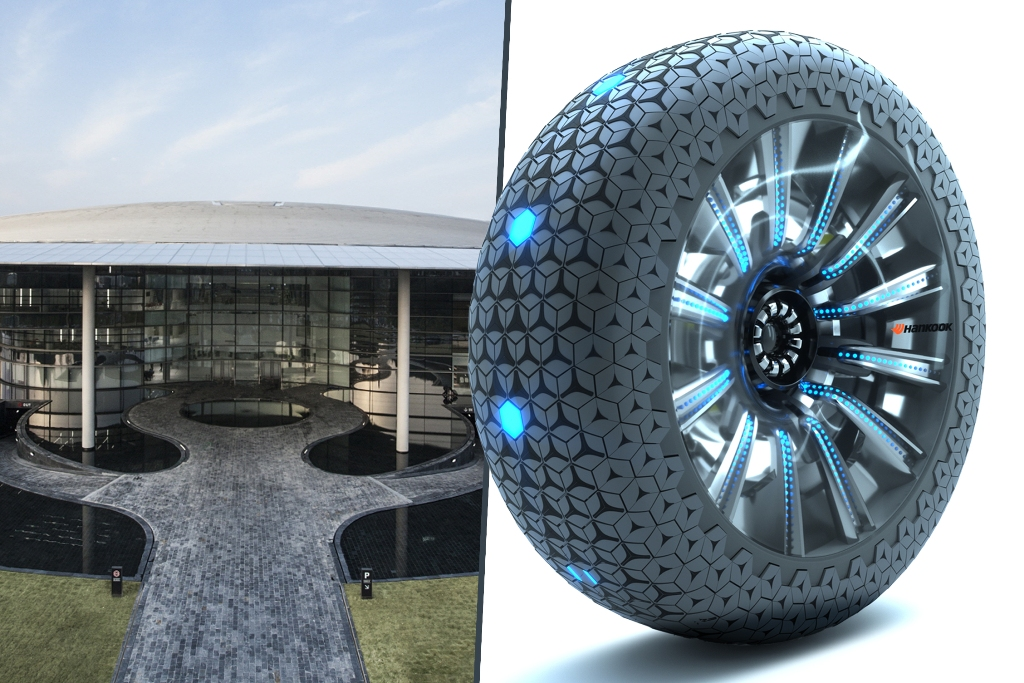 Hankook Tire переходит на цифровые технологии Amazon Web Services