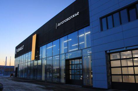 Renault Россия открыла новый дилерский центр в Самаре