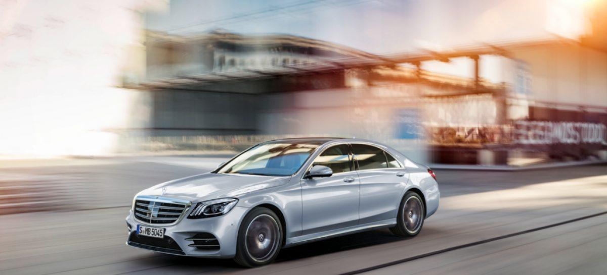 Уникальное предложение на автомобили Mercedes-Benz S-Класса