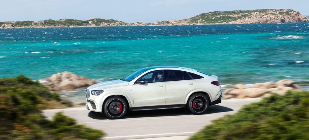 Новое купе Mercedes-AMG GLE 63 4Matic+