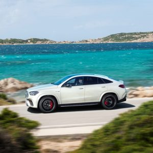 Новое купе Mercedes-AMG GLE 63 4Matic+