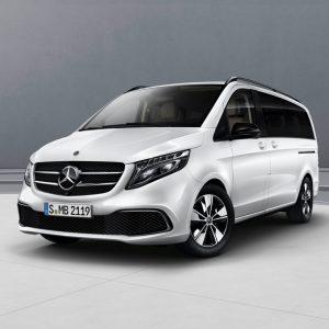 Mercedes-Benz V-Класса с новым пакетом Night