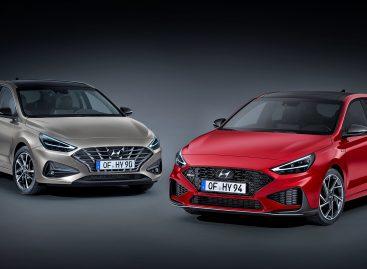 В обновлённое семейство Hyundai i30 вошли умеренные гибриды