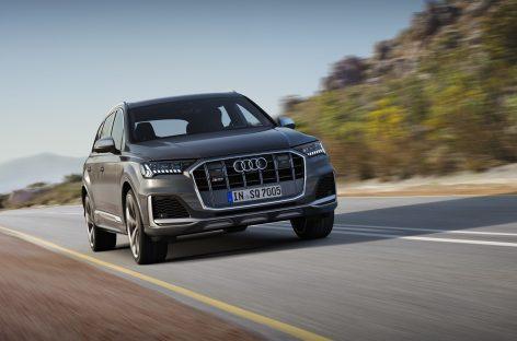 Новый Audi SQ7