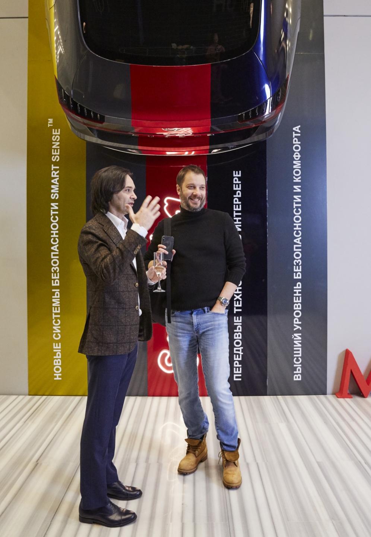 Hyundai Motorstudio и Александр Маленков