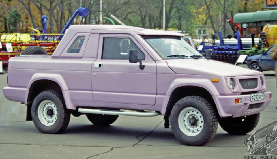 Автостиль Канонир 1997-99