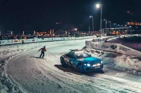 Успешное выступление Continental GT в разных частях света