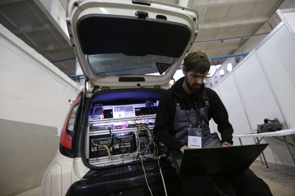 Финальные испытания беспилотных автомобилей
