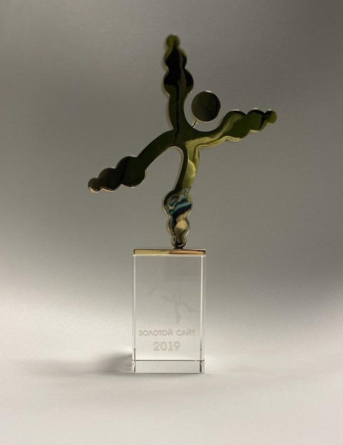 Renault – Победитель конкурса «Золотой сайт»
