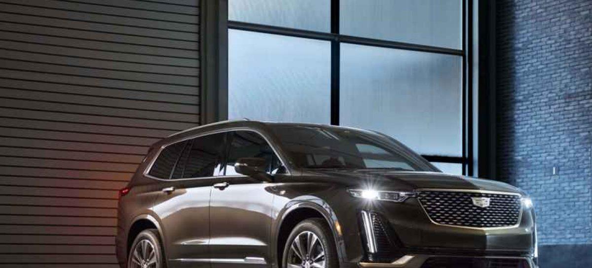 Cadillac объявляет о старте приема заказов на абсолютно новый кроссовер XT6