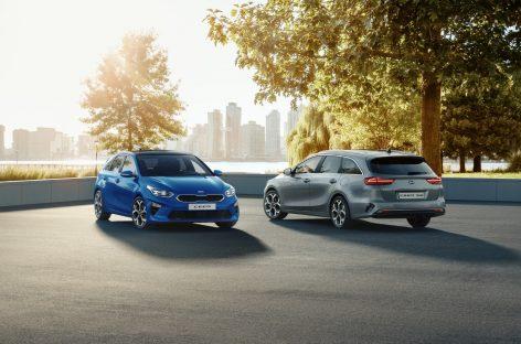 Kia представляет семейство Ceed 2020 модельного года