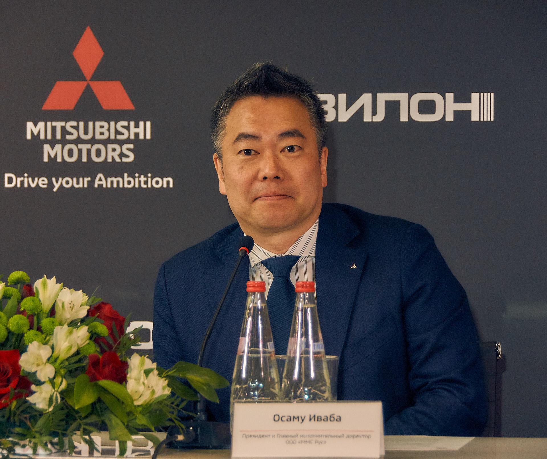 Открытие первого дилерского центр Mitsubishi Motors «АВИЛОН». Москва
