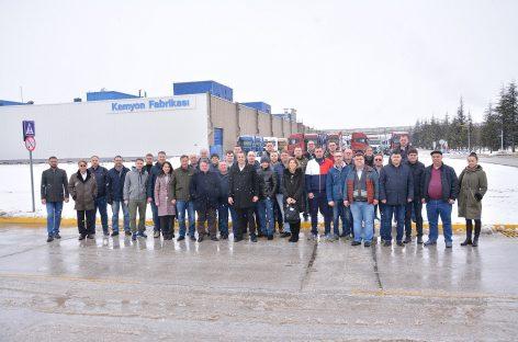 Конференция российских сервисных дилеров Ford Trucks состоялась в Турции