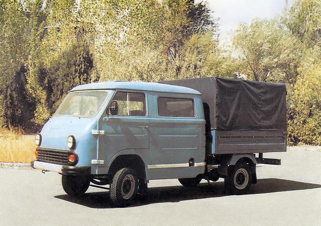 ЕрАЗ-762ВДП 1992–96