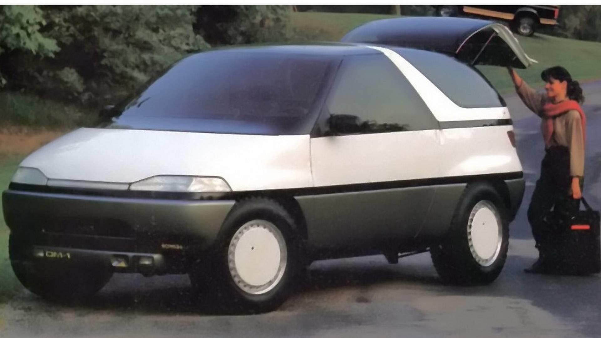 Ford Bronco DM-1 1988