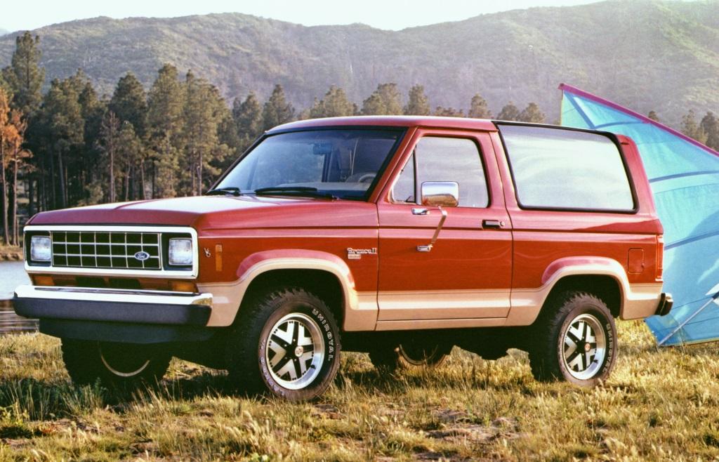 Ford Bronco II Eddie Bauer 1987